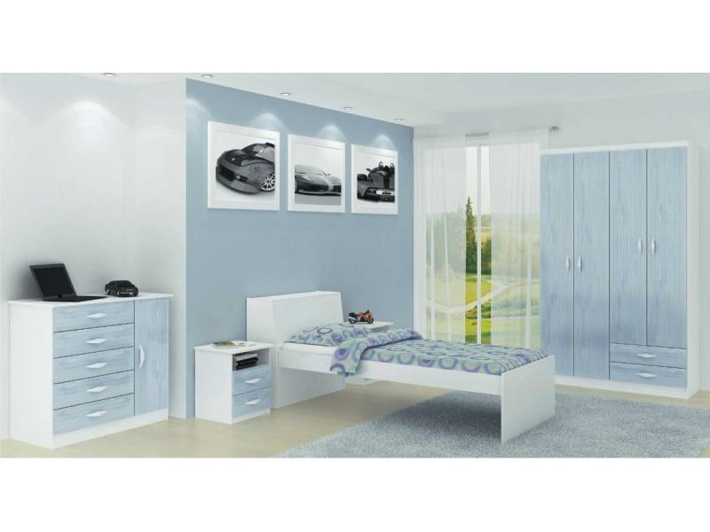 Nino muebles - Dormitorio juvenil nino ...